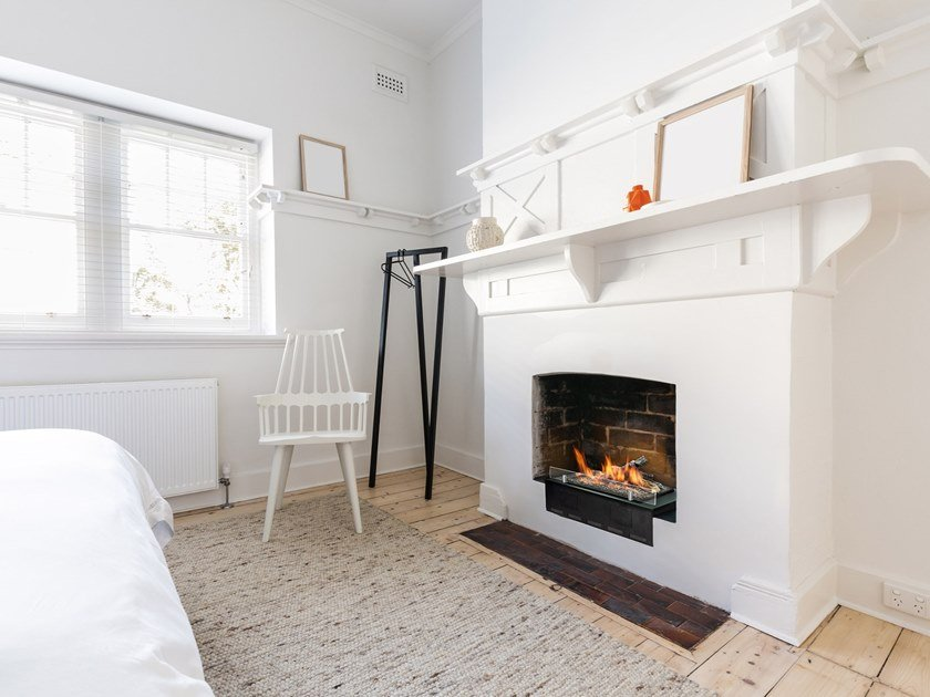Bioethanol Fireplace insert L-FIRE | Fireplace insert by Planika
