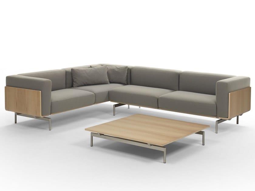 L-SOFA | Corner sofa L-Sofa Collection By Marelli design ...