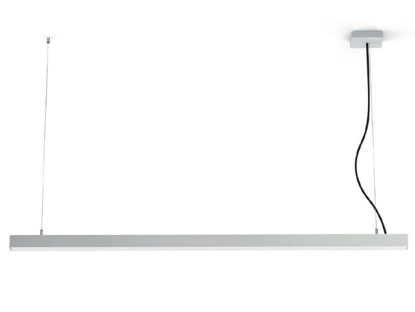 LED aluminium pendant lamp L1/L2/L3 by LANZINI