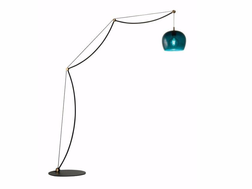 LED floor lamp LA LIGNE by ROCHE BOBOIS