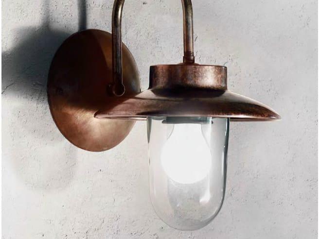 Metal wall lamp with fixed arm LA TRAVIATA | Wall lamp by Aldo Bernardi