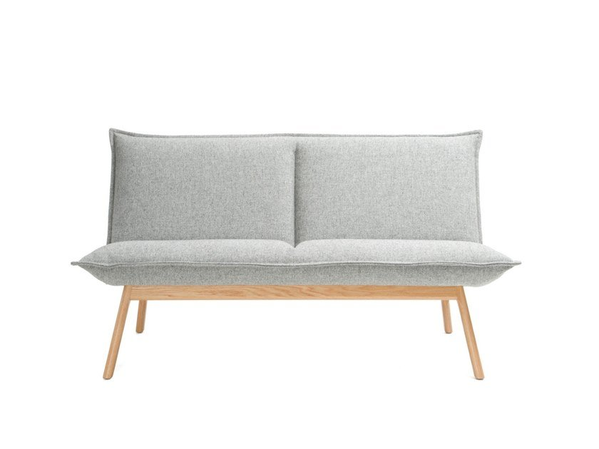 2 seater fabric sofa LAB XL | 2 seater sofa by Inno