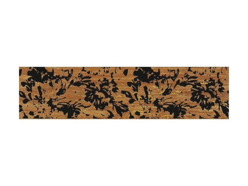 Wall tiles / flooring LACCHE FLOWER SOLARE by CERAMICHE BRENNERO