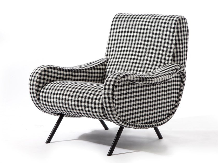 Poltrona in tessuto 720 LADY by Cassina