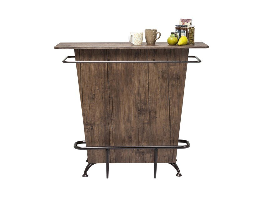 Mobile bar in MDF LADY ROCK by KARE-DESIGN