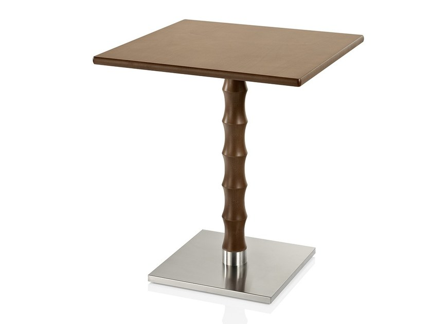 Square table LAGOA   Square table by JMS