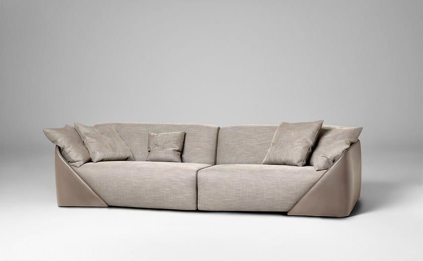 Design leather sofa LAGOON | Sofa by ALIVAR