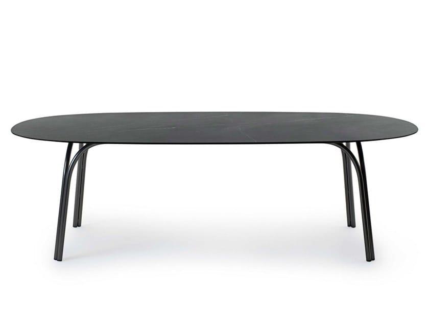 桌子 LAKE | 桌子 by Desalto
