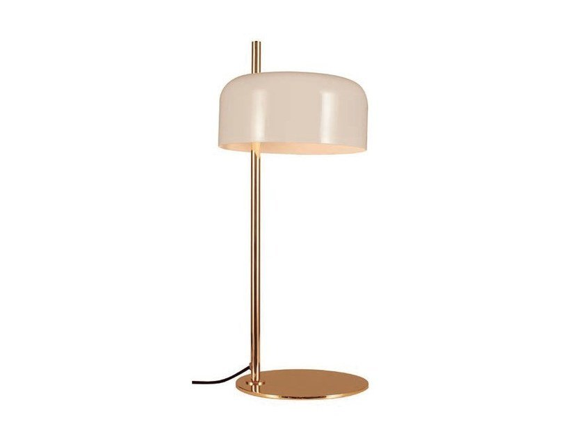 Metal table lamp with fixed arm LALU | Table lamp by Aromas del Campo