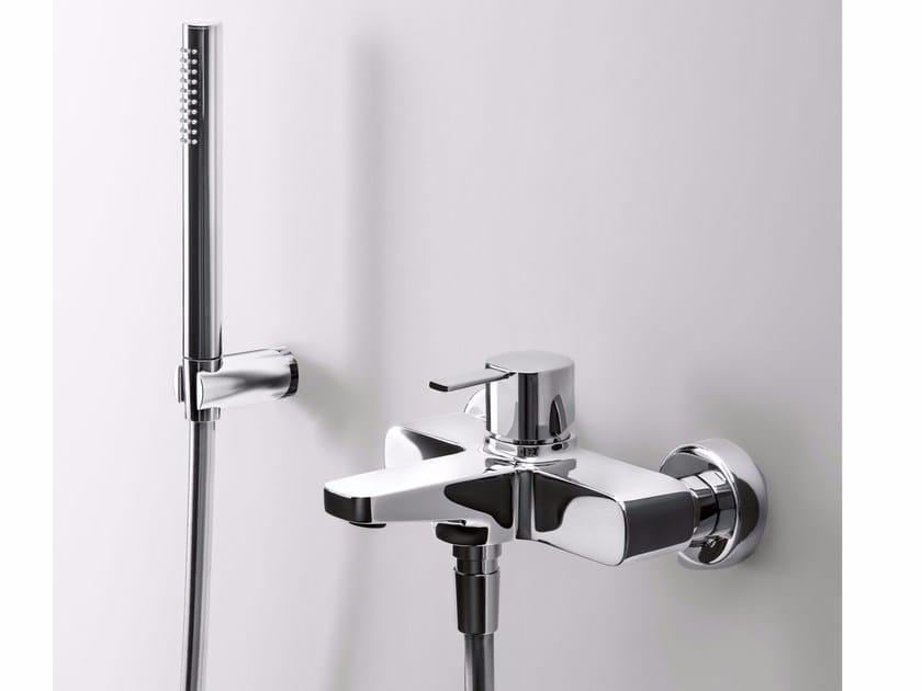 LamÈ miscelatore per vasca by fantini rubinetti design matteo thun