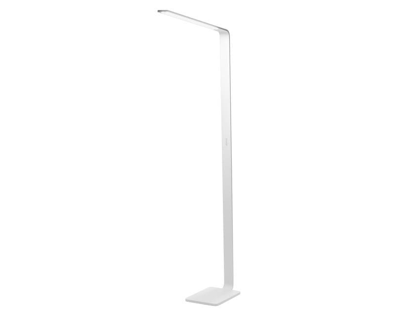 LED aluminium floor lamp LAMA_FL by Linea Light Group