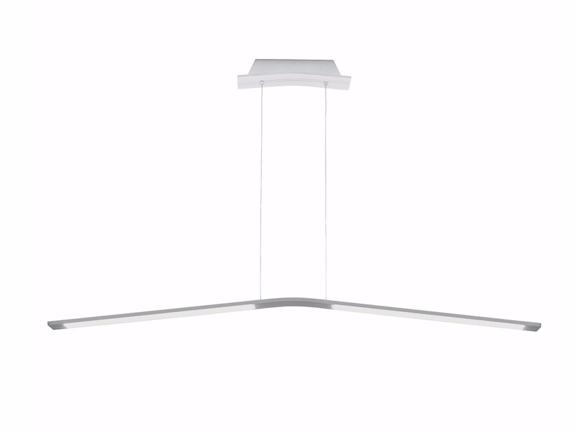 LED aluminium pendant lamp LAMA_P1 by Linea Light Group