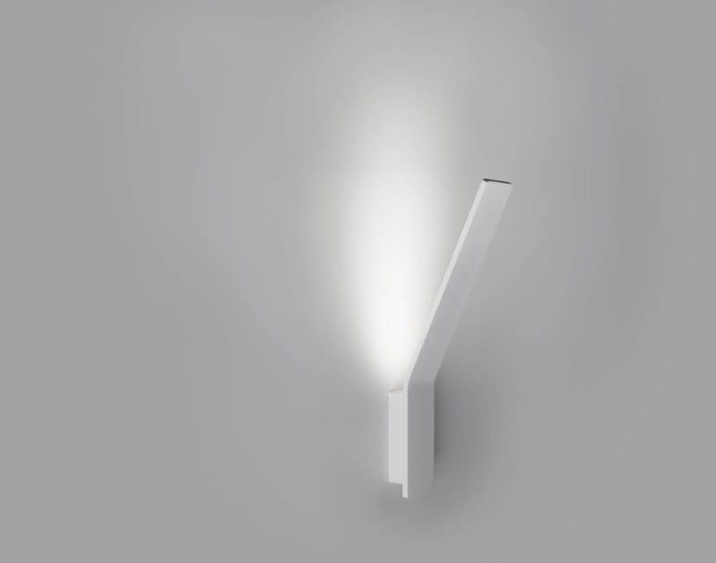 Alluminio Lama w Luce Indiretta Led Linea Applique A Group Light In hdCsrQxt