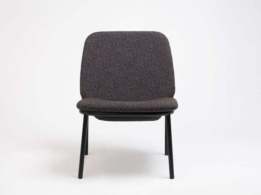 Fabric chair LANA | Chair by ONDARRETA