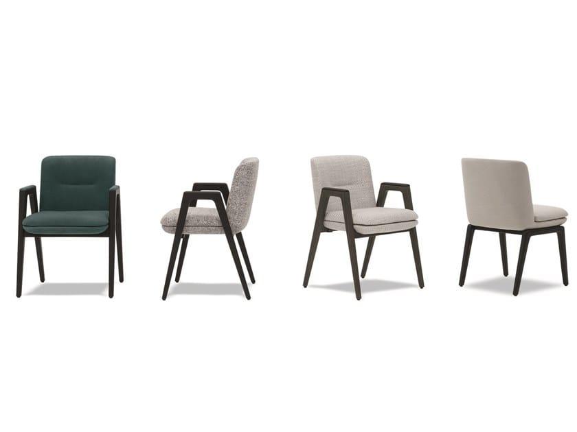 Chair LANCE by Minotti