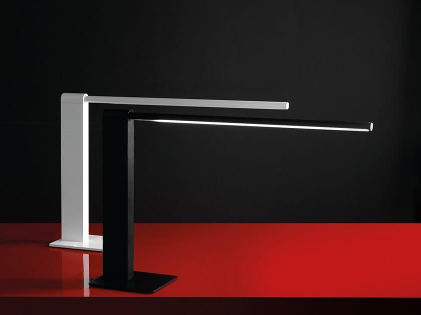 LED desk lamp LANCIA | Desk lamp by EGOLUCE