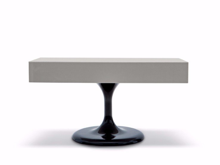 Bedside table LANE NIGHTSTAND by Minotti