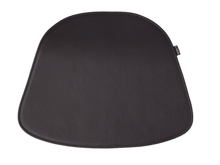 Leather chair cushion LANGUE | Leather cushion by NORR11