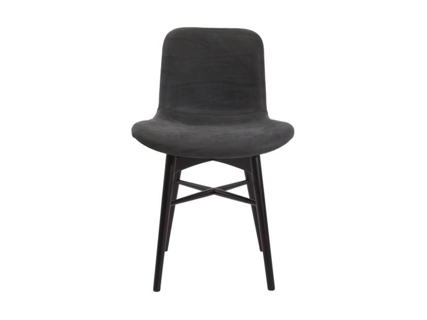 Leather chair LANGUE ORIGINAL SOFT by NORR11