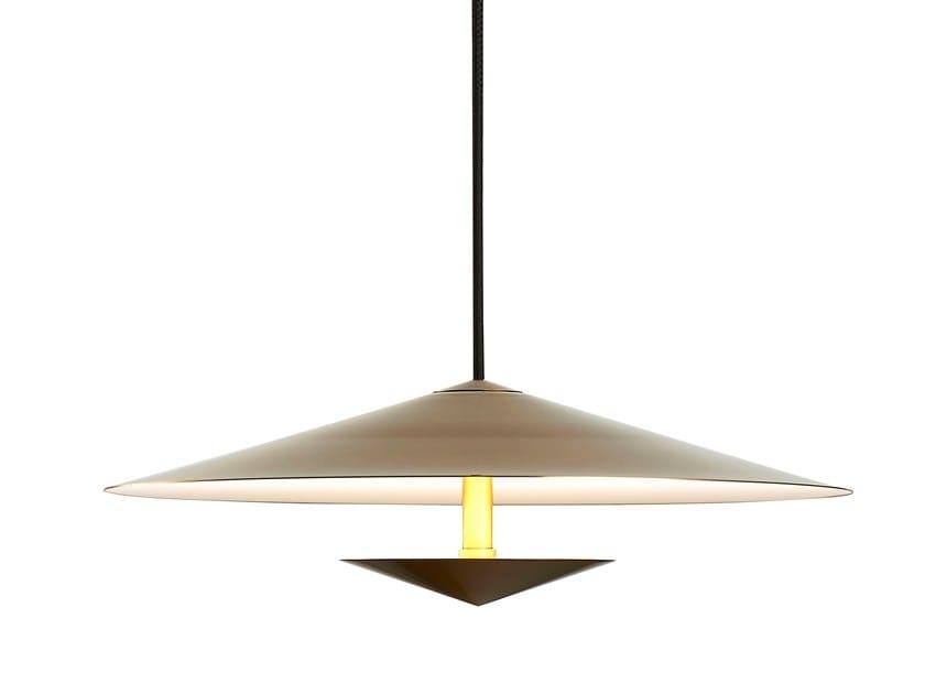 Brass pendant lamp LAOS | Pendant lamp by KAISHI