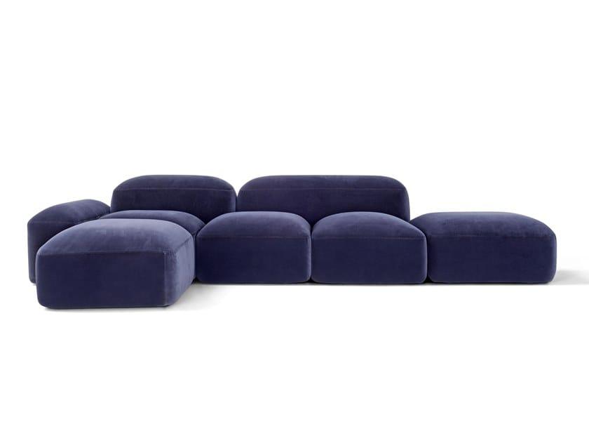 Sectional modular sofa LAPIS   Sofa by AMURA