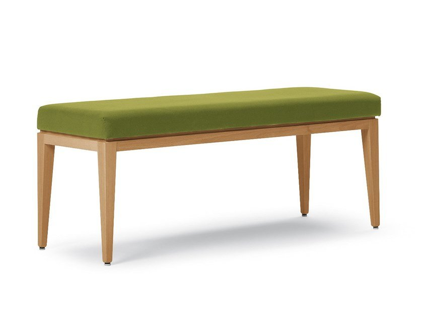 Fabric bench LARA | Bench by Blifase