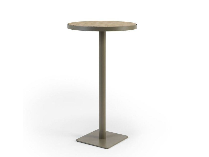 Round high table LAREN   Table by Ethimo