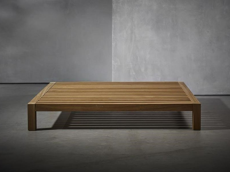Coffee table LARS OUTDOOR | Coffee table by Piet Boon