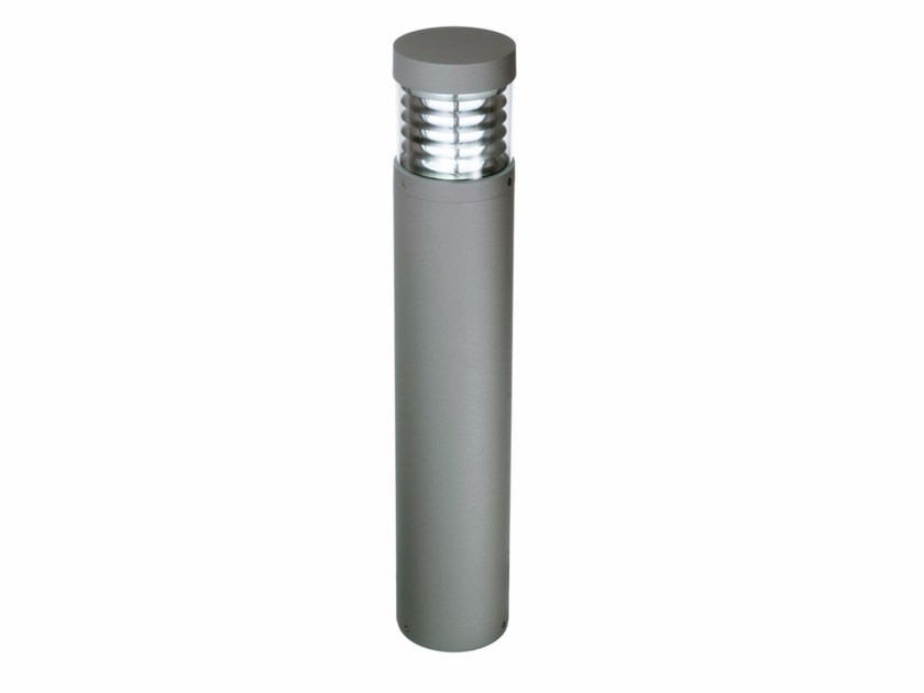 LED die cast aluminium bollard light LARS by ROSSINI