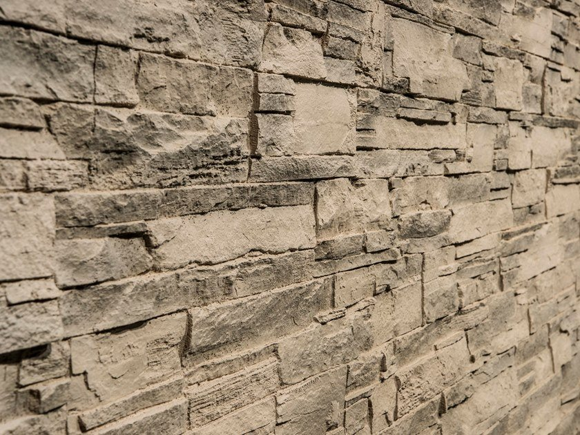 Wall tiles with stone effect LASCAS by Artstone Panel Systems
