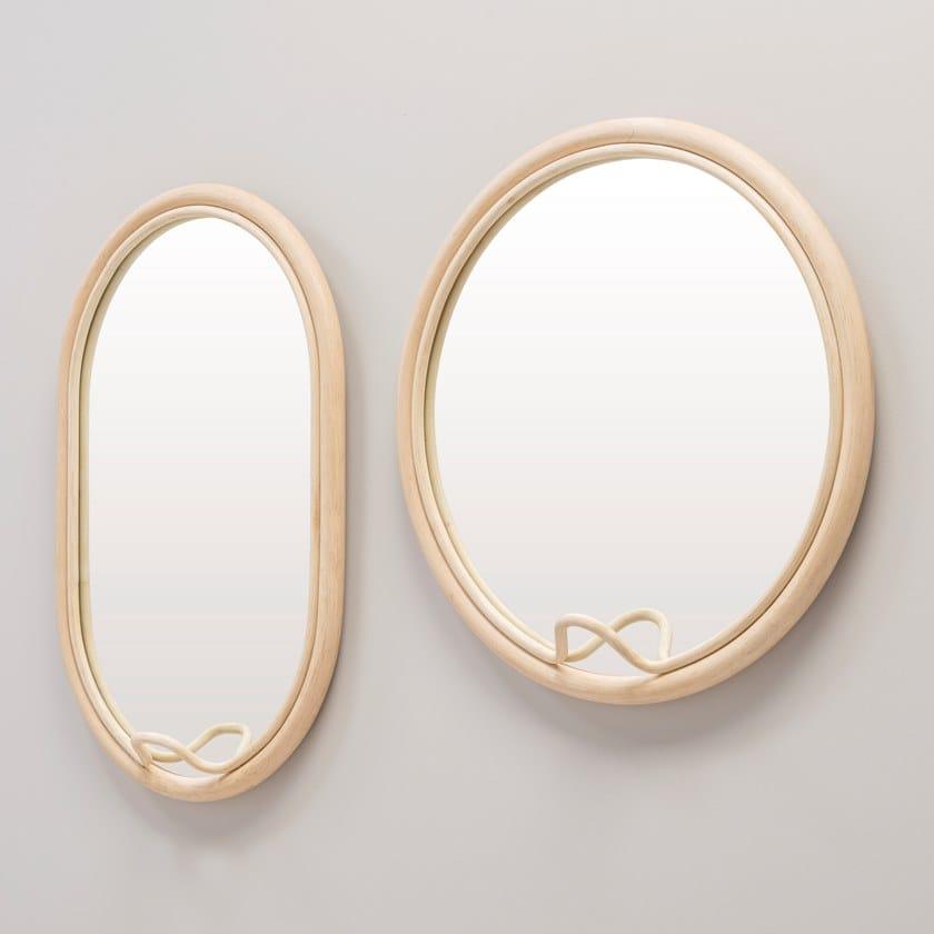 LASSO | Specchio ovale