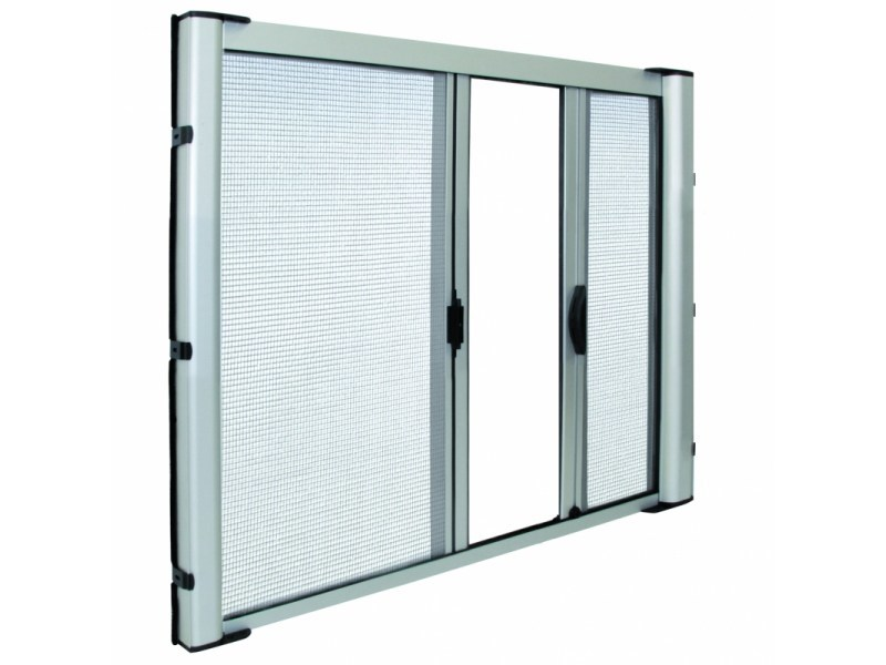 Insect screen LATERAL DUPLEX 31 by Teknika