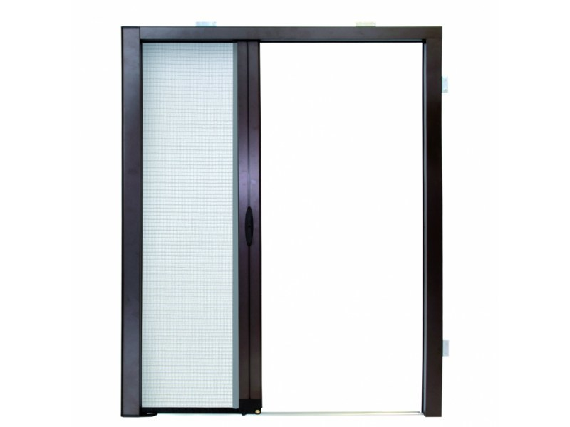 Built-in insect screen with guide system LATERAL SPECIAL TOPLINE by Teknika
