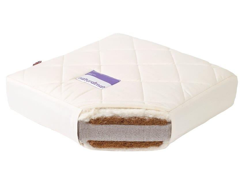 Breathable mattress LATEX MAT by Naturalmat