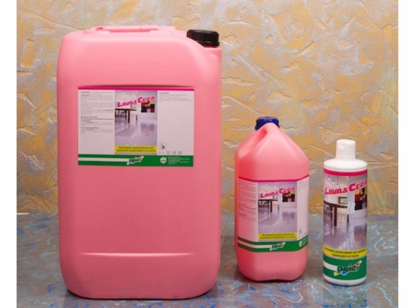 Surface cleaning product LAVA&CERA by NAICI ITALIA