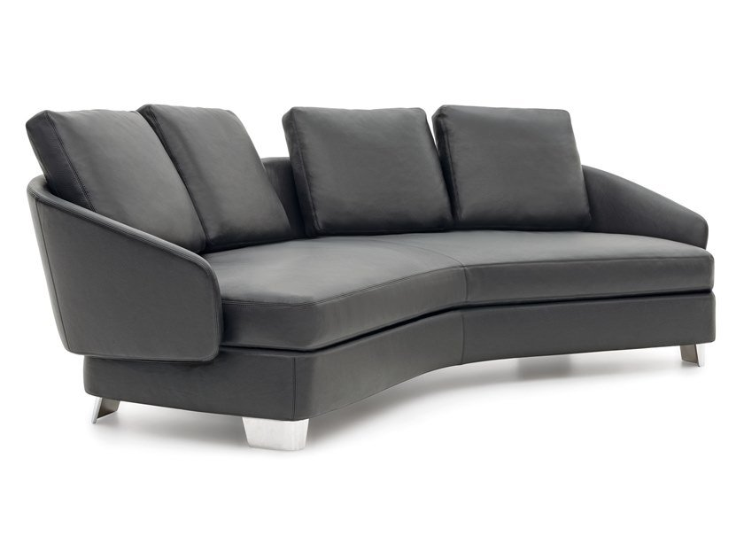 Lawson Curved Sofa By Minotti Design