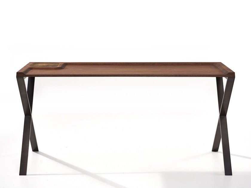 Wooden secretary desk LAX | Secretary desk by more