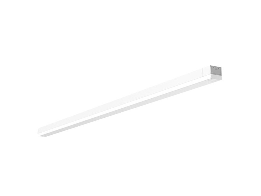 Polycarbonate LED light bar LAY L by LANZINI