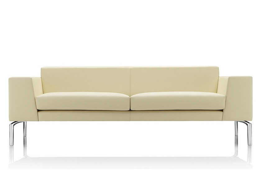 3 seater leather sofa LAYLA | 3 seater sofa by Boss Design