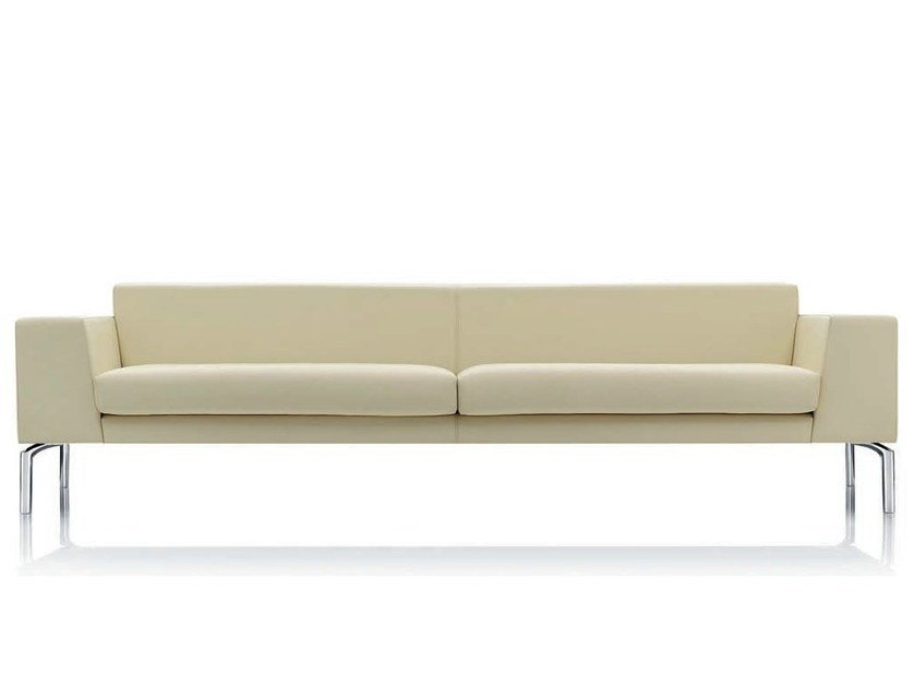 4 seater leather sofa LAYLA | 4 seater sofa by Boss Design