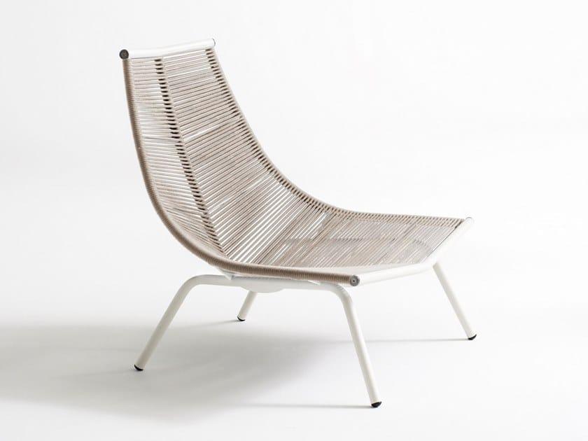 花园扶手椅 LAZE 002 by RODA
