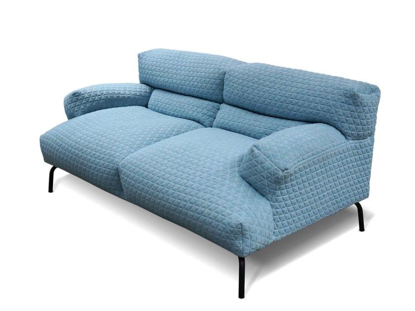 Upholstered fabric sofa LAZY BASTARD | Sofa by Montis
