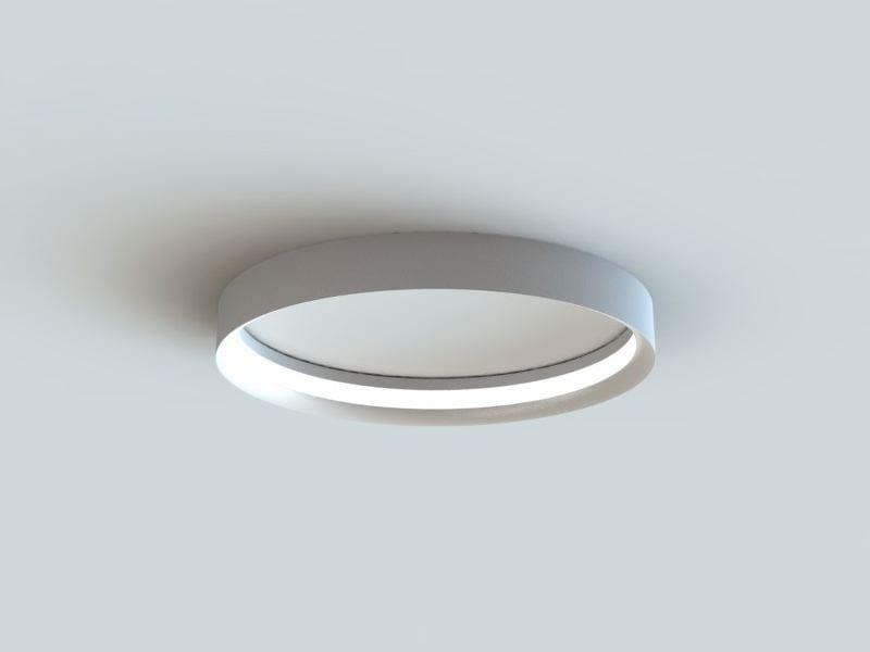 Lampada da soffitto a LED in alluminio estruso LBS | Lampada da soffitto by LUCIFERO'S