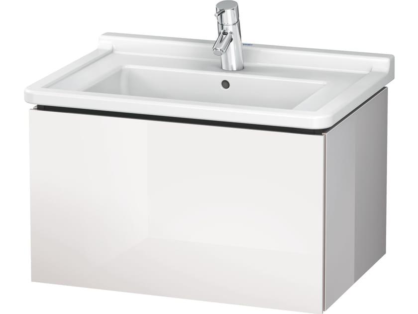 Mobile lavabo sospeso con cassetti LC 6164 | Mobile lavabo - Duravit