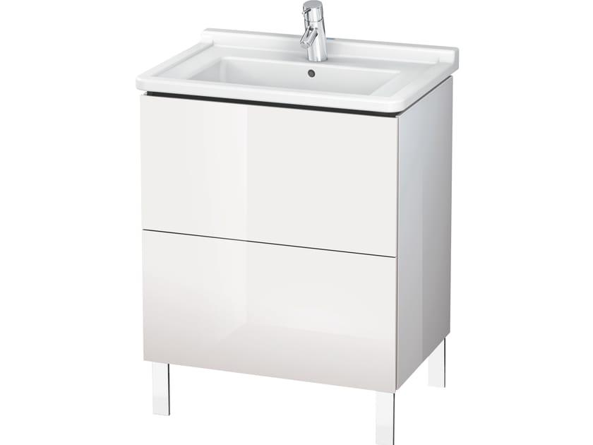 Mobile lavabo con cassetti LC 6608 | Mobile lavabo con cassetti by Duravit