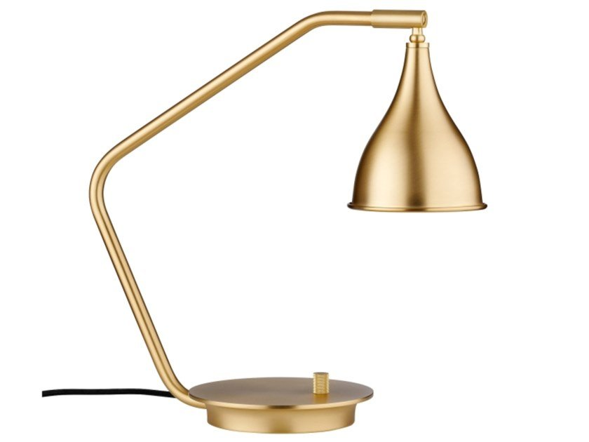 LED steel desk lamp LE SIX | Table lamp by NORR11