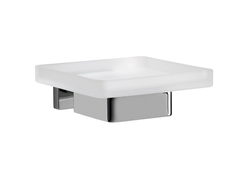 Lea Wall Mounted Soap Dish Lea Collection By Inda