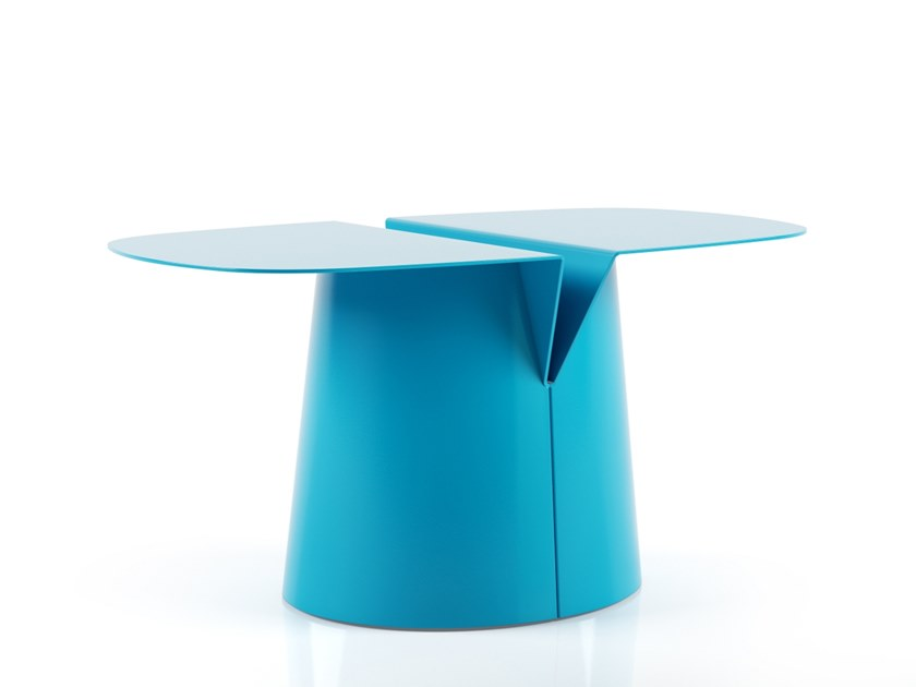 Modular side table LEAF by La Manufacture du Design