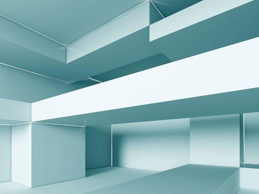 Profilo LED luce diretta in angolo LED 012 by Profilgessi