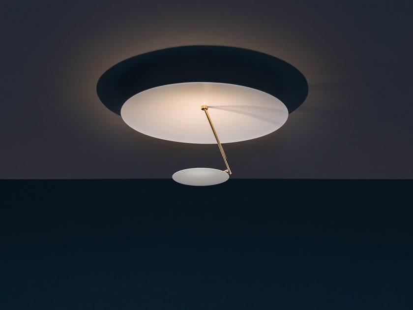 LED ceiling lamp LEDERAM C150 by Catellani & Smith